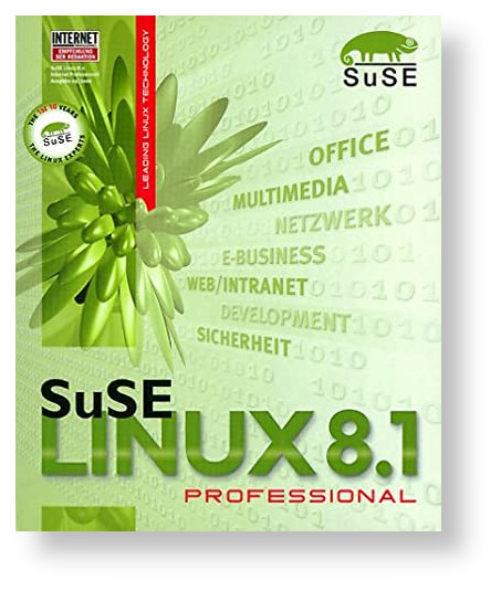 SuSE Linux Professional 8.1